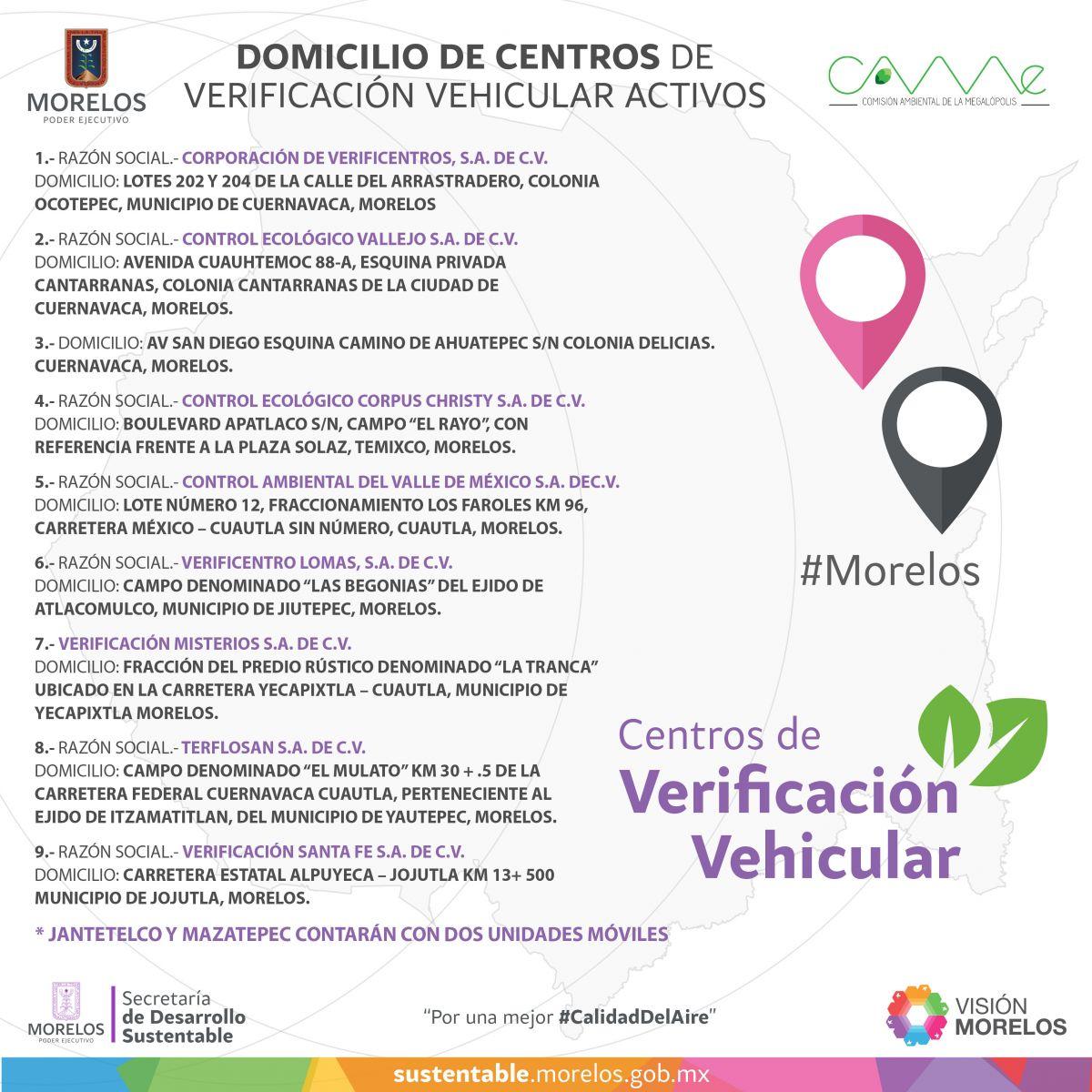 Verificación Morelos – Verifica. Noticias